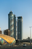 Driving The Sheikh Zayed Road