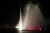 Fountain Show At Burj Khalifa