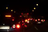 Traffic Jam Red Lights