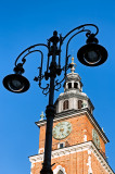 Lantern And The Town Hall