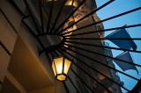 Hotel Entrance Lantern