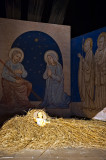 Nativity Scene At St. Ann's Church