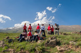 At The Foot Of Mt. Damavand