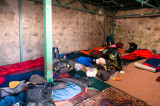 Our Sleeping Place In The Mosque