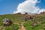 Trail To Mt. Damavand