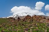 Getting Closer To Mt. Damavand