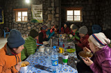 Dinner In Camp 3 New Hut