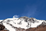 Mt. Damavand And The Ice Fall