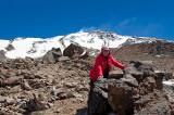 At Mt. Damavand