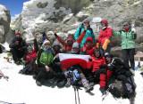 On Top Of Mt. Damavand