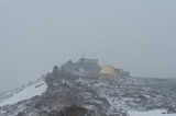 Early Morning Snowstorm In Camp 3 At 4250 m.