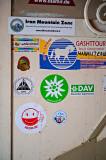 International Door In Camp 3 New Hut