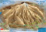 Mt. Damavand Graphical Map