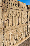 The Apadana Stone Relief - Syrians And Cappadocians