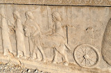 The Apadana Stone Relief - The Lydian Delegation