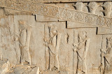 The Apadana Stone Relief - Persian Archers (Immortal)
