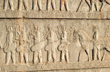 The Apadana Stone Relief - The Sogdians