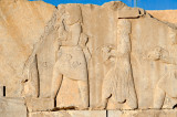 Tachara Palace - The Western Entrance Stone Relief