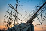 Tall Ship Dar Pomorza