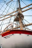 A Lifeboat On Dar Pomorza