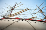 A Lifeboat Of Tall Ship Dar Pomorza