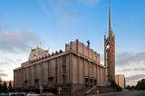 Modern Church In Gdynia