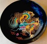 Dragon On The Lacquerware