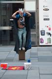 Zany Dance On The Box
