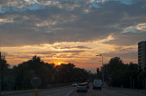 Driver's Sunset