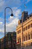 Lantern At The City Hall
