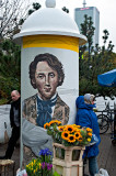Chopin With Flowers