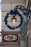 Lantern In A Wreath