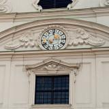 The Karlskirche Clock