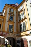 The Heiligenkreuzerhof Court Gate