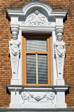 Caryatids Of The Window