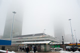 Fog In Warsaw
