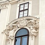 Stone Figures In Hofburg