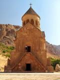 Noravank monastery guardian.jpg