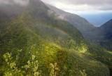 Hawaii rainbow in Molokai @f8 M8