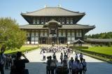 Daibtsu-den in Nara M8
