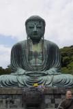 Kamakura's big Buddha @f4 QS1