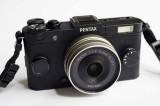 SMC PENTAX 8.5mm F1.9 AL[IF] (Q mount)