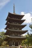 in Kōfuku-ji Nara QS1