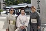 Ladies in kimono QS1