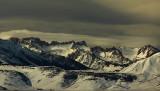 Winter on the Matterhorn Sawtooth