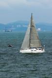 sailing in Nam Wan