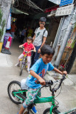 learning to bicycle