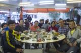 dinner at Shek-O
