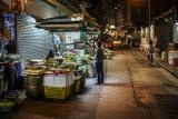 Graham Street Market at Night