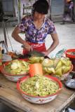 Pickled Vegetable